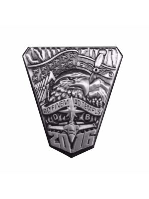2016 Class Crest Lapel Pin