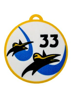 33 Ornament SQ
