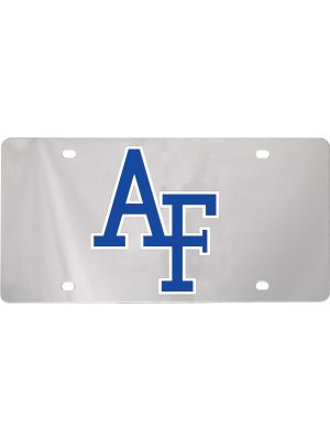 AF Mirror License Plate