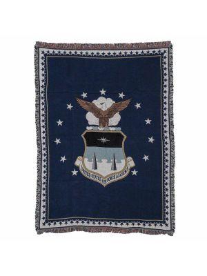 Woven Blanket USAFA