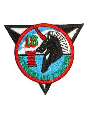 18 Patch SQ