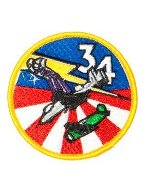 34 Patch SQ